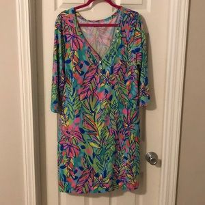 Lilly Pulitzer Dress in Hot Spot